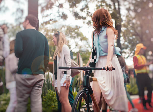 comcercial lifestyle bicicleta distrito armida