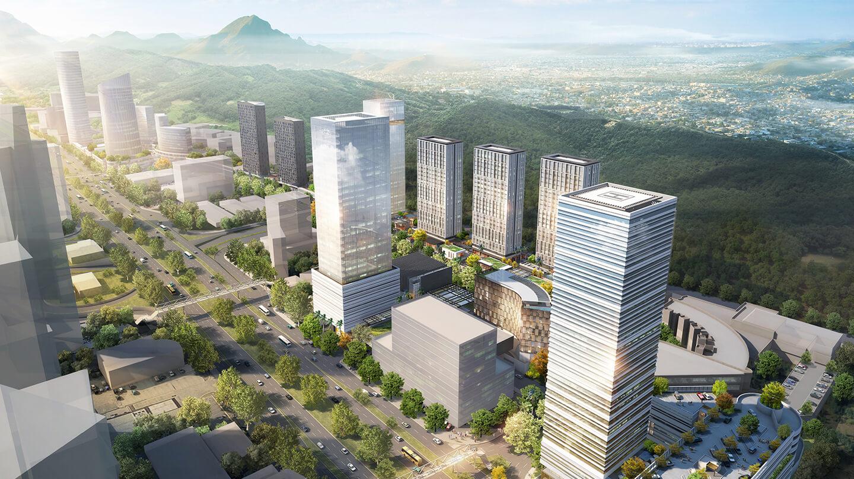 monterrey oficinas torre malva distrito armida